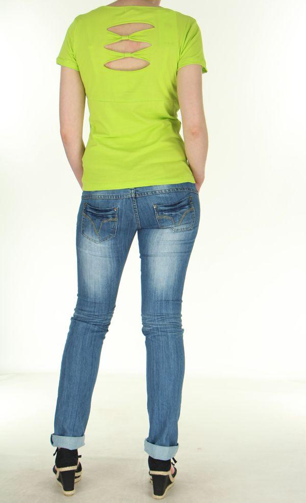 Tee-Shirt Anis pour femme Original et Ethnique Massia 282390