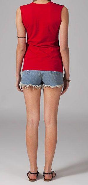 Tee-shirt femme colorée Macarena 269087