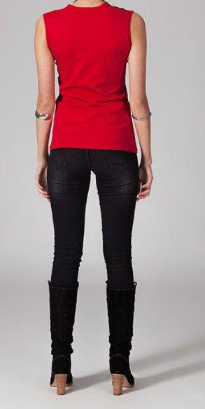 Tee-shirt femme colorée Macarena