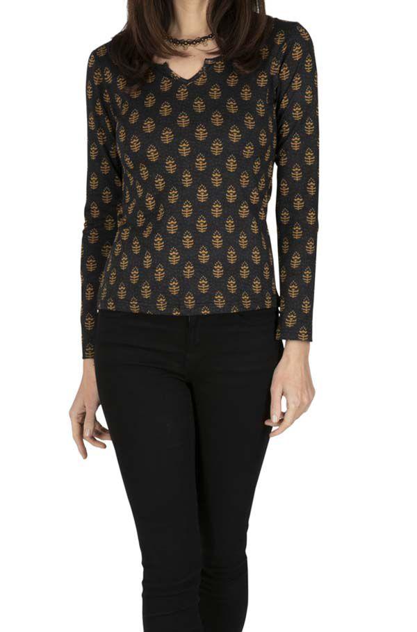 Tee-shirt femme pas cher chic en coton Niamey