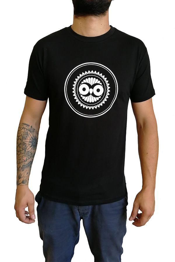 Tee-Shirt Homme à connotation Maya imprimé et Original Braddy 297229