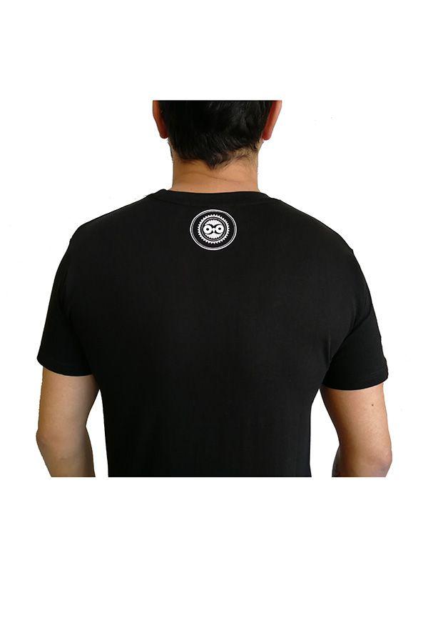 Tee-Shirt Homme à connotation Maya imprimé et Original Braddy 297230