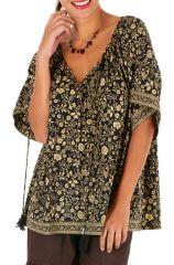 Top ample à manches courtes pour un look bohème Louna 305980