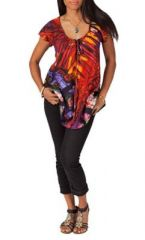 Top femme ample été coloré Kate 267682