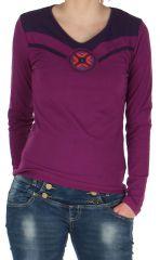 Top pour Femme Fashion Coloré et Pas cher Brad Lilas 278965