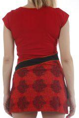Tunique au style patchwork originale et ethnique Keny 312385