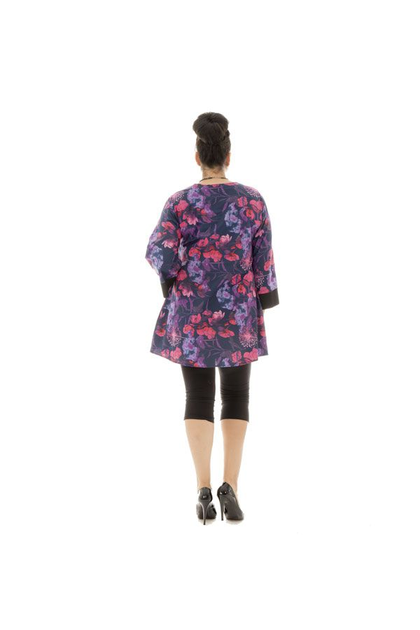 tunique coupe empire avec manches kimono Alix 290506