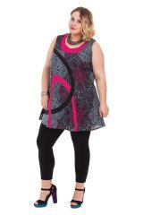 Tunique d'été femme en grande taille originale Julia 284736