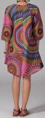 Tunique d'été imprimée et colorée pas chère Adriana 1 270777