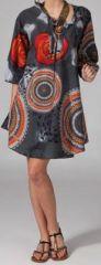 Tunique d'été imprimée et colorée pas chère Adriana 7 270788