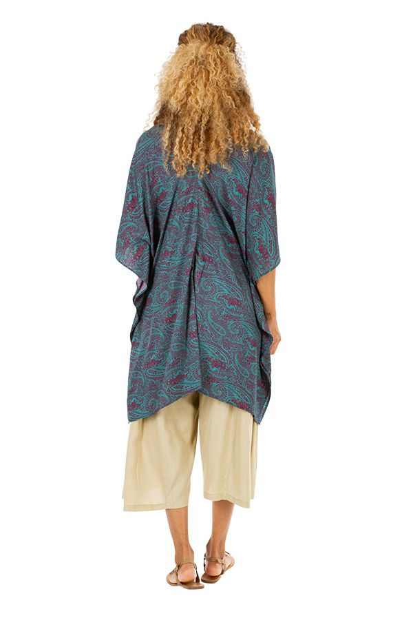 Tunique d'été ou robe de plage pour femme bohème Suarez 314786