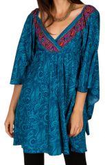 Tunique d'été pour femme ample et ethnique Sabratha 314734