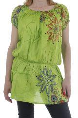 Tunique d'été pour femme ethnique et fashion Guenaelle 311717