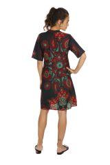 Tunique de plage ou robe de plage vêtement femme ethnique Sandrino 316806