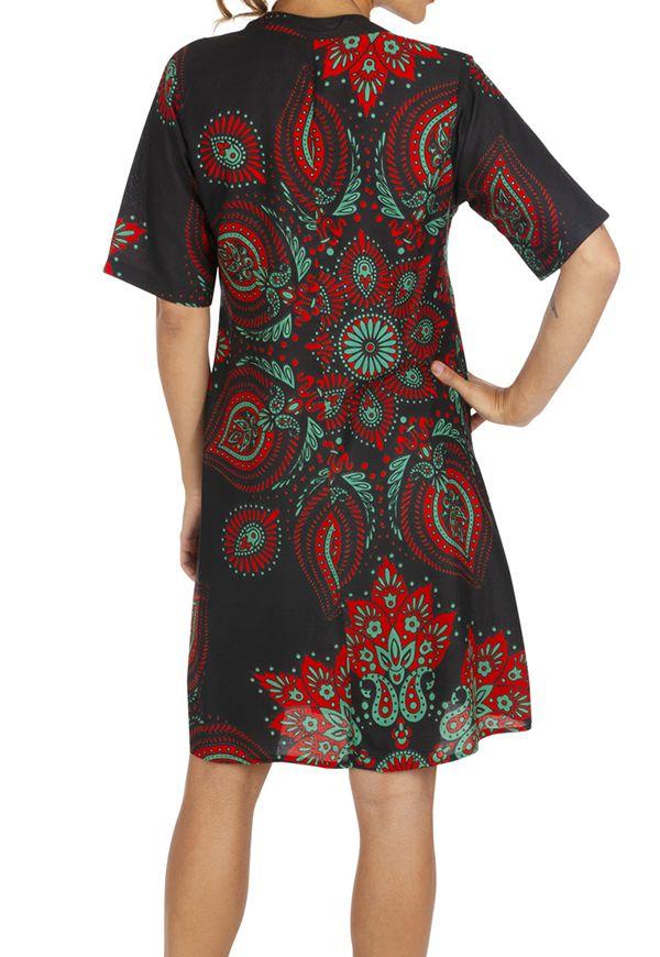 Tunique de plage ou robe de plage vêtement femme ethnique Sandrino 316809