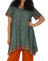 Tunique été femme taille curve légère et ample Natacha 318316