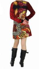 Tunique ethnique mammo rouge 266887
