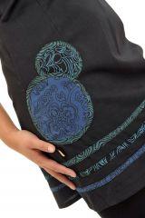 Tunique ethnique originale pour femme en coton Kanopi 305480