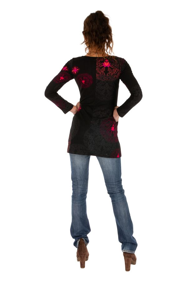 Tunique femme à poches originale et colorée Kaduna 313356