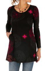 Tunique femme à poches originale et colorée Kaduna 313357