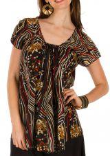 Tunique femme africaine en coton pour l' été Elina 292179