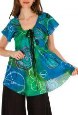 Tunique femme babacool en coton pour l'été Miranda 292269