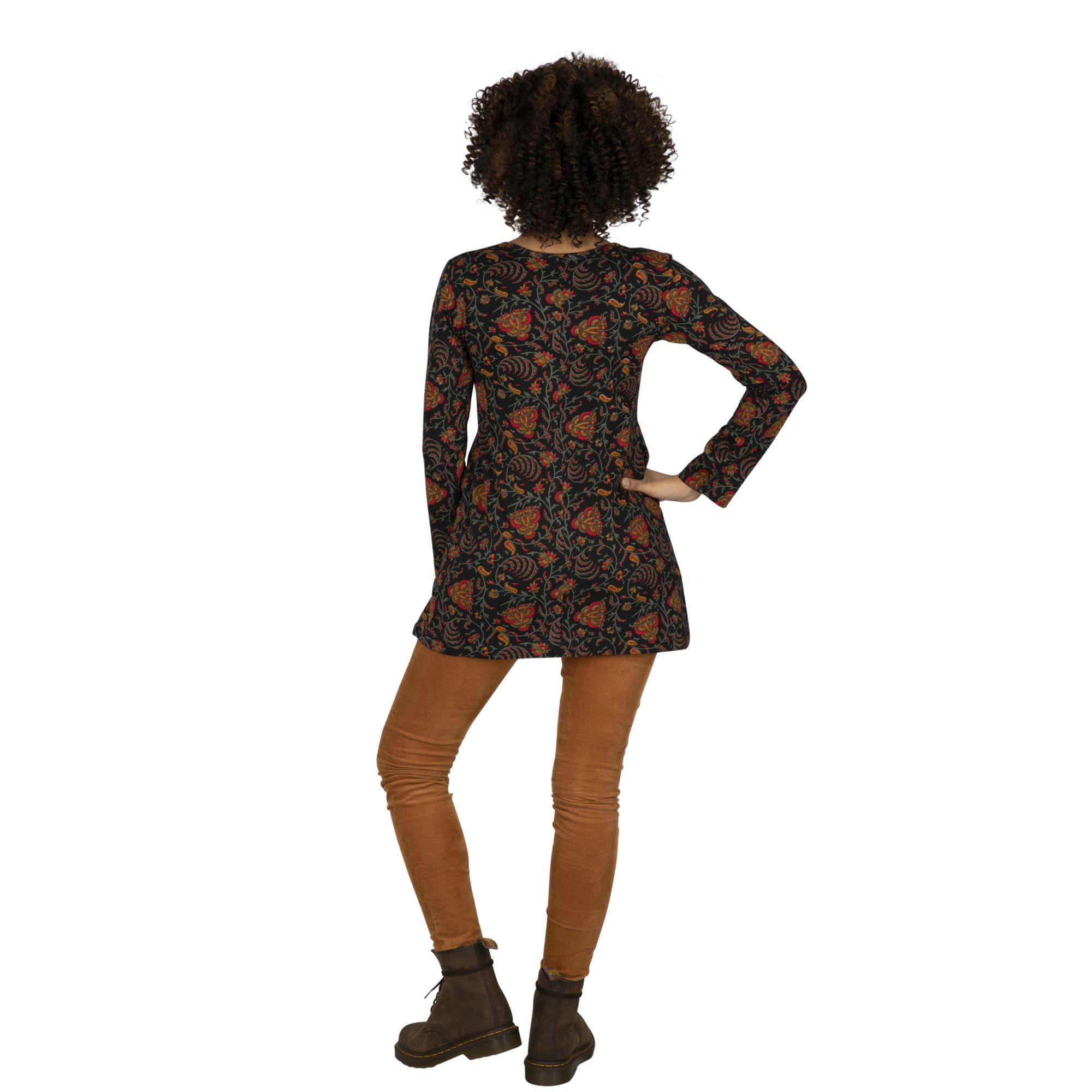 Tunique femme chic aux manches longues Maxixe