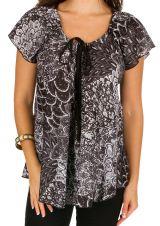 Tunique femme classique en coton pour l' été Alexia 292194