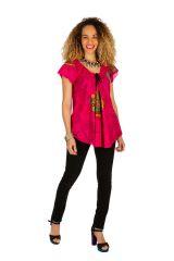 Tunique femme colorée en coton pour l' été Jennyfer 289564