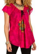 Tunique femme colorée en coton pour l' été Jennyfer 292205