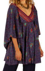 Tunique femme d'été style africaine originale Azizia 314731