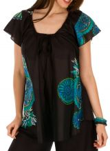 Tunique femme élégante en coton pour l' été Jennyfer 292211