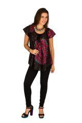 Tunique femme ethnique en coton pour l' été Jennyfer 289570