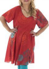 Tunique femme génereuse coupe fluide et légère Lolita 295733