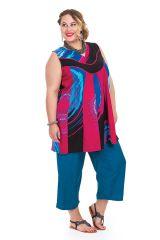 Tunique femme grande taille ample et pas chère Louna 284722
