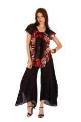 Tunique femme imprimée en coton pour l' été Camilia 289522