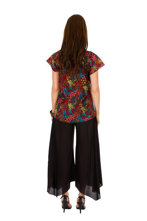 Tunique femme motifs floraux en coton pour l' été Jennyfer 289573