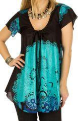 Tunique femme originale en coton pour l' été Elina 292177