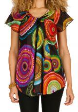 Tunique femme originale en coton pour l' été Jennyfer 292218