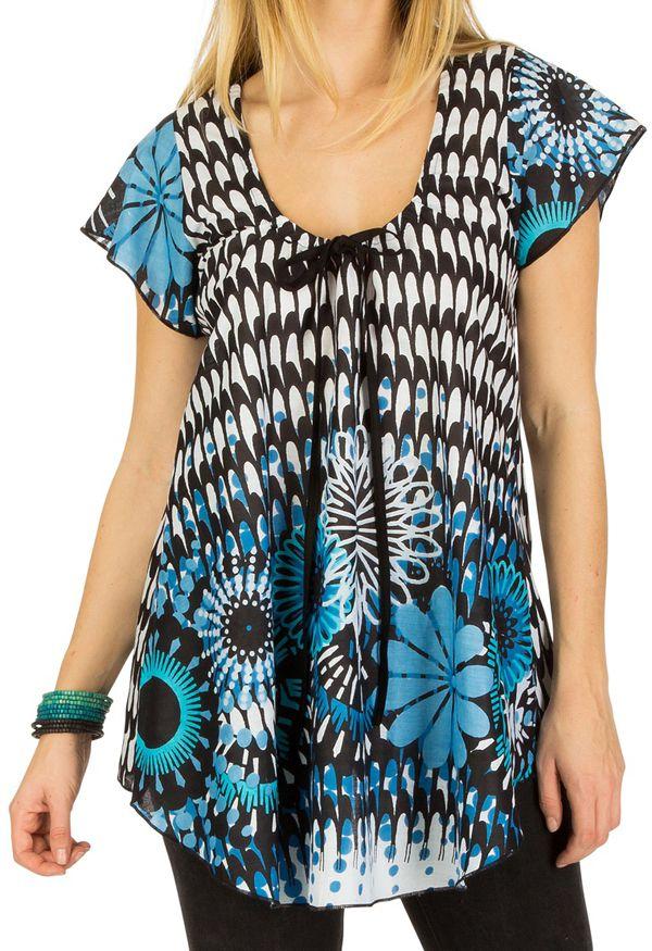 Tunique femme originale en coton pour l' été Lucie 292233