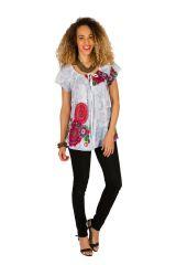 Tunique femme originale et colorée en coton pour l' été Jennyfer 289566