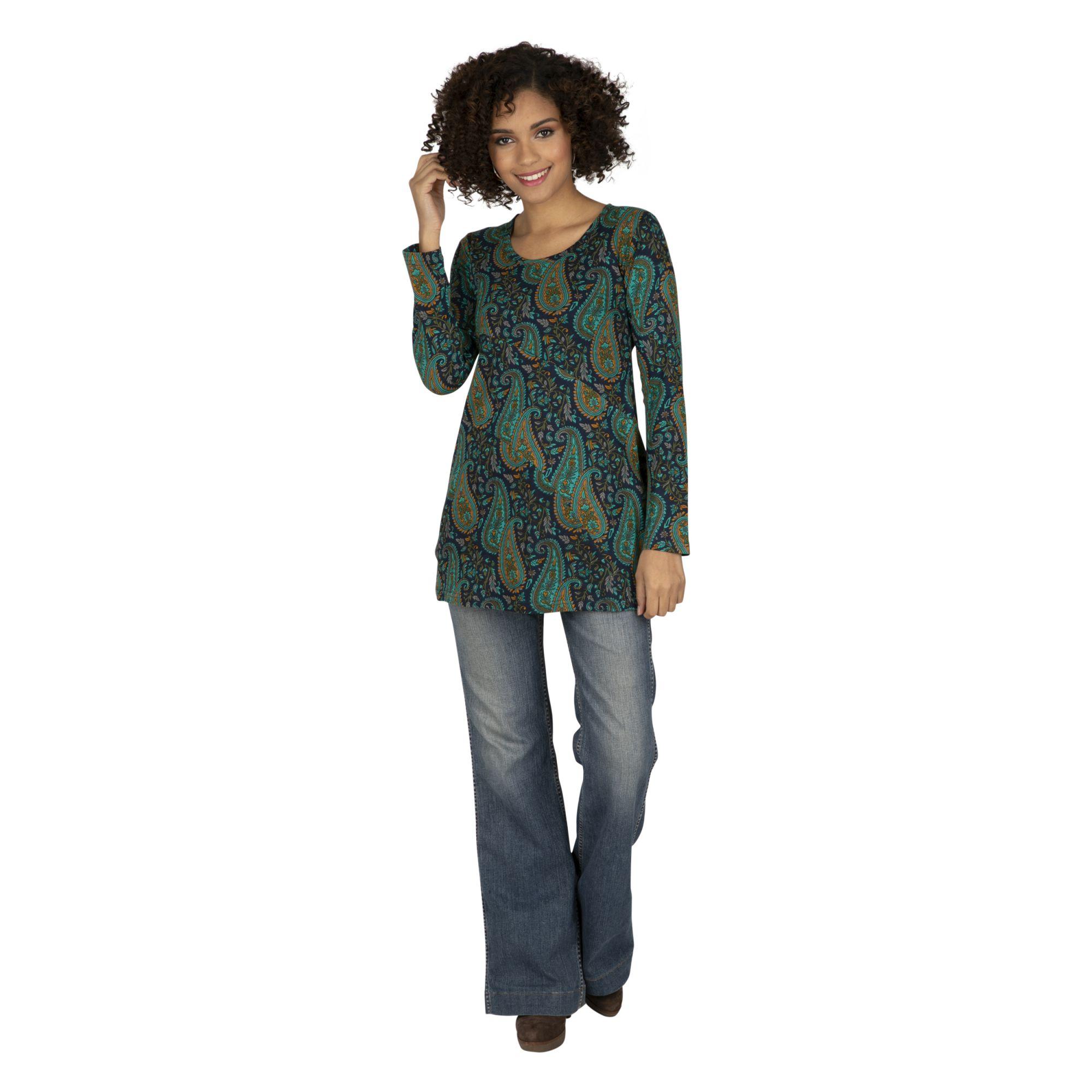 Tunique femme pas chère et fashion colorée Cuamba