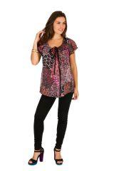 Tunique femme petit prix en coton pour l' été Alexia 313010