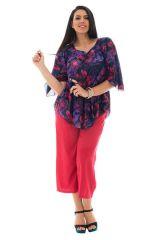 Tunique femme ronde Lorena 308575