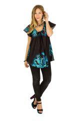 Tunique femme sans manches en coton pour l' été Camilia 289528