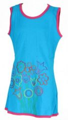 Tunique fille originale bleue Mathilda 270893
