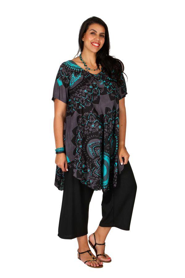 Tunique habillée grande taille pour un look tendance 2019 Servane 306464