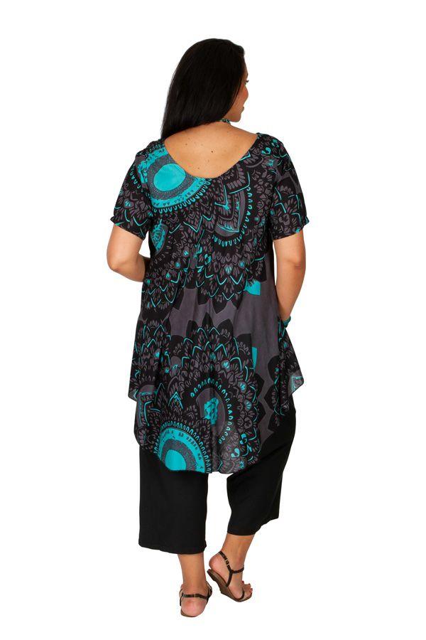 Tunique habillée grande taille pour un look tendance 2019 Servane 306465