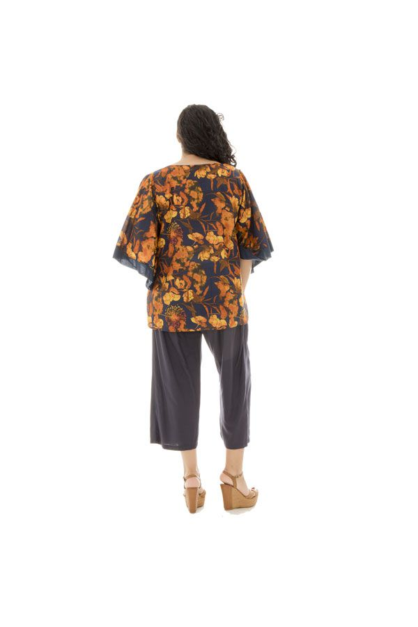 Tunique imprimé floral avec manches kimono Tammy 290436