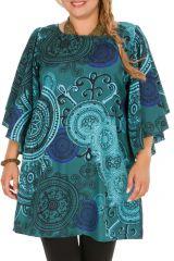 Tunique originale pas chère grande taille Haley 310815